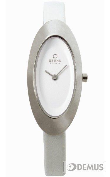 Zegarek damski na pasku Obaku V156LCIRW