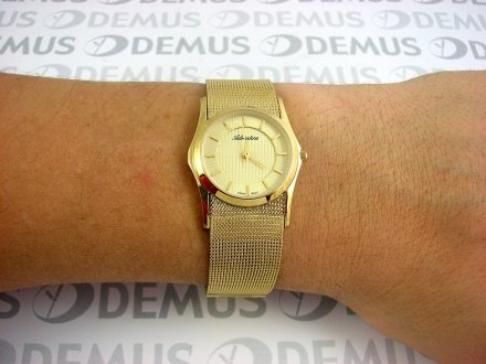 Zegarek pozłacany elegancki Adriatica A3548.1111Q