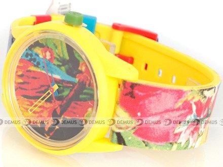 Zegarek solarny Q&Q Smile RP00J025Y RP00-025