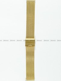 Bransoleta do zegarka Bisset - BBG.54.16 - 16 mm