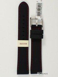 Pasek do zegarka silikonowy - Morellato A01U3844187883 20mm