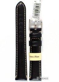 Pasek do zegarka skórzany - Morellato A01X4272B12019 18 mm
