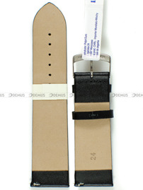 Pasek do zegarka skórzany - Morellato A01X5200875019CR24 - 24 mm