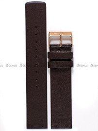 Pasek do zegarków Obaku V153G - V153GVNRN - 20 mm