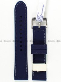 Pasek gumowy do zegarka - Morellato A01U3844187060 22mm