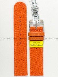 Pasek materiałowy wodoodporny do zegarka - Morellato A01X4908C17086CR20 - 20 mm