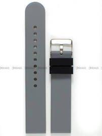 Pasek silikonowy do zegarka - Chermond PG11.20.1.11 - 20 mm