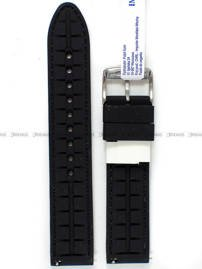 Pasek silikonowy do zegarka - Morellato A01X5275187865CR20 - 20 mm
