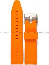 Pasek silikonowy do zegarka Vostok Ekranoplan 2 - 25 mm