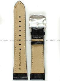 Pasek skórzany do zegarka Aviator Airacobra V.2.25 - 22 mm