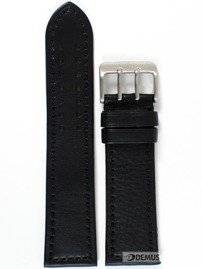 Pasek skórzany do zegarka - Chermond A123.24.1 - 24mm