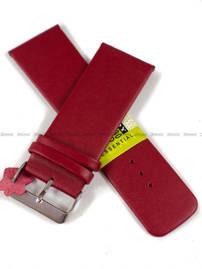 Pasek skórzany do zegarka - Diloy 327.30.4 - 30mm