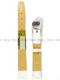 Pasek skórzany do zegarka - Diloy 366.12.22 - 12 mm