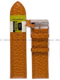 Pasek skórzany do zegarka - Diloy P205.24.10 - 24 mm