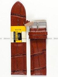 Pasek skórzany do zegarka - Diloy P260.24.3 - 24mm