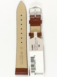 Pasek skórzany do zegarka - Hirsch 17820270-2-20 - 20 mm