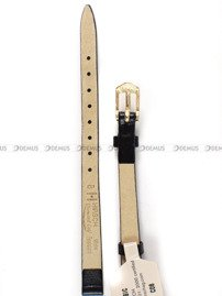 Pasek skórzany do zegarka - Hirsch Diamond Calf 14100250-1-08 - 8 mm