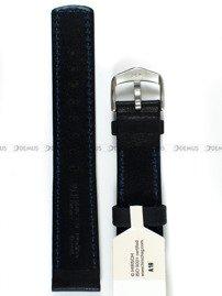 Pasek skórzany do zegarka - Hirsch Mariner 14502150-2-20 - 20 mm