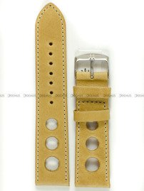 Pasek skórzany do zegarka - Horido 9207.08.22S - 22 mm