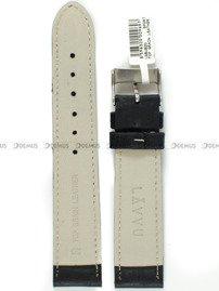 Pasek skórzany do zegarka - LAVVU LSBUB20 - 20 mm