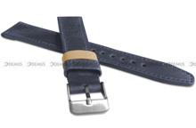 Pasek skórzany do zegarka - LAVVU LSOUL18 - 18 mm