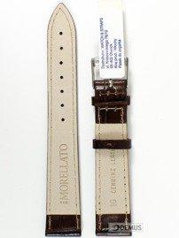 Pasek skórzany do zegarka - Morellato A01X2524656032 16mm