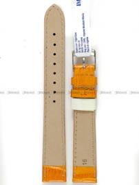 Pasek skórzany do zegarka - Morellato A01X2704656086CR16 - 16 mm