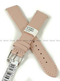 Pasek skórzany do zegarka - Morellato A01X5202875128CR18 - 18 mm