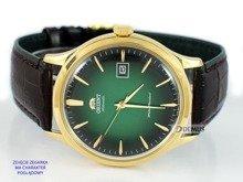 Pasek skórzany do zegarka Orient FAC08002F0 - UDFGGA1 - 22 mm