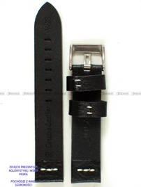 Pasek skórzany do zegarka - Pacific W23.24.1.7 - 24 mm