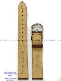 Pasek skórzany do zegarka - Pacific W33L.12.2.2 - 12 mm