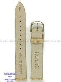 Pasek skórzany do zegarka - Pacific W42.14.71 - 14 mm