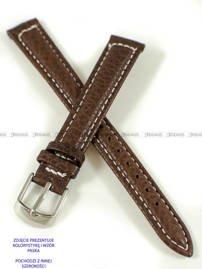 Pasek skórzany do zegarka - Pacific W71.20.2.7 - 20 mm