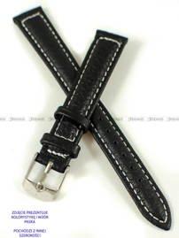 Pasek skórzany do zegarka - Pacific W71.26.1.7 - 26 mm