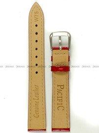 Pasek skórzany do zegarka - Pacific W75.16.4.4 - 16 mm