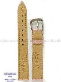 Pasek skórzany do zegarka - Pacific W75.20.20.20 - 20 mm