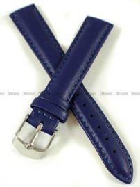 Pasek skórzany do zegarka - Pacific W83N.16.5.5 - 16 mm