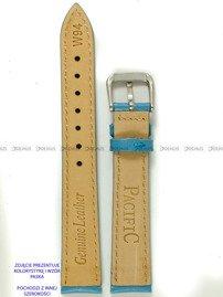Pasek skórzany do zegarka - Pacific W94.18.51.51 - 18 mm