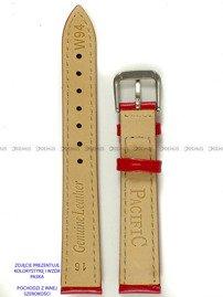 Pasek skórzany do zegarka - Pacific W94.22.4.4 - 22 mm