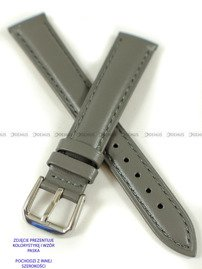 Pasek skórzany do zegarka - Pacific W94.22.61.61 - 22 mm