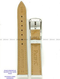 Pasek skórzany do zegarka - Pacific W95.20.7.7 - 20 mm