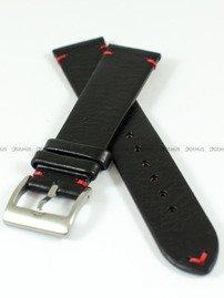 Pasek skórzany do zegarka - Tekla PT47.20.1.4 - 20 mm