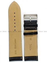 Pasek skórzany do zegarka - Tekla PT58.28.1.7.XL - 28 mm