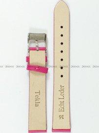 Pasek skórzany do zegarka - Tekla PT8.16.14 - 16 mm