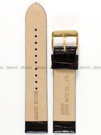Pasek skórzany do zegarka - Orient FER24009W0 UDEVNAC - 21 mm