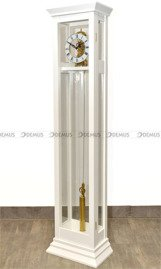 Zegar mechaniczny stojący Adler 10124-White