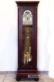 Zegar mechaniczny stojący Hermle Apollo-Tubowy-Gold-05
