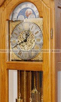Zegar mechaniczny stojący Kieninger Albert-Gold-CD