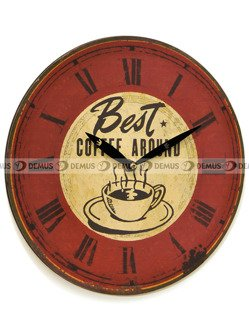 Zegar ścienny Demus 6039-PŁ
