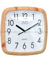 Zegar ścienny JVD H615.3 z tworzywa kwadratowy